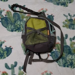 Child backpack with lease!